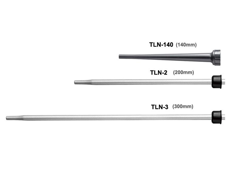 TLN-140;TLN-2,3   日本进口塑料及金属长喷嘴